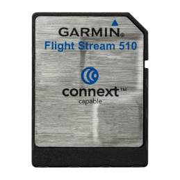 Garmin Flight Stream FS510