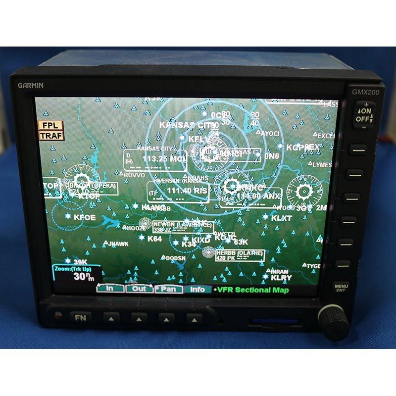 Garmin GMX200 MFD I/O Traffic (Used) PN: 011-01465-00