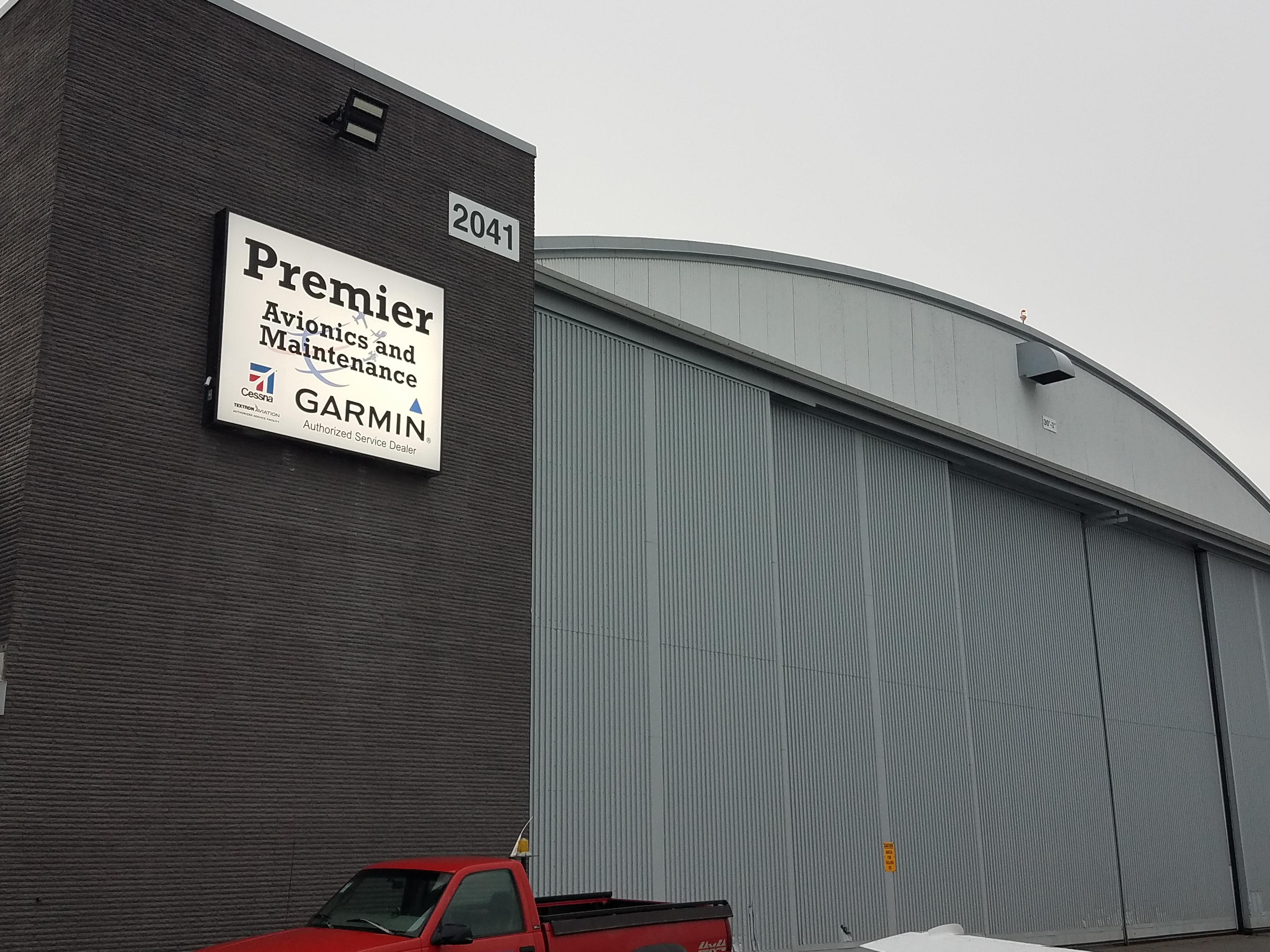 Premier Avionics Facility