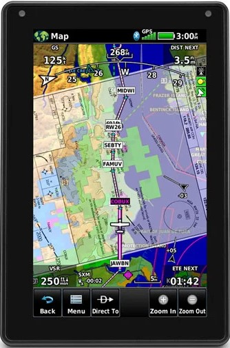 AERA 760 GPS