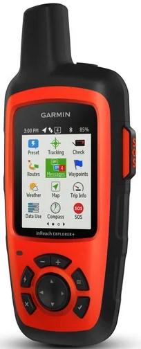 In Reach GPS