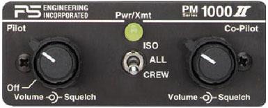 PM1000II Intercom